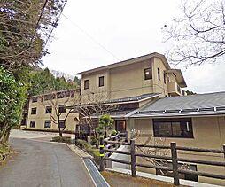 京都府京都市左京区上高野東山の賃貸マンションの外観