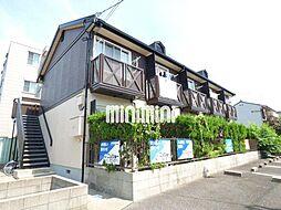 タウニー上名古屋[1階]の外観