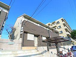 [テラスハウス] 千葉県鎌ケ谷市道野辺本町2丁目 の賃貸【/】の外観