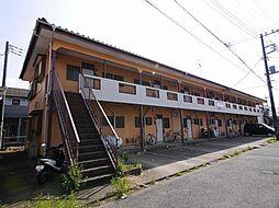 第2コーポおおとり荘[106号室]の外観