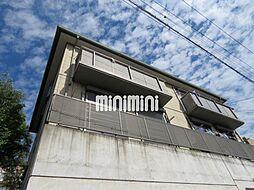 ローレル東山元町[2階]の外観