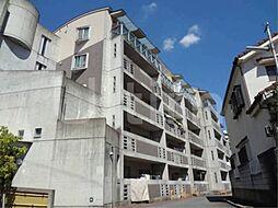 京都府京都市伏見区石田桜木の賃貸マンションの外観