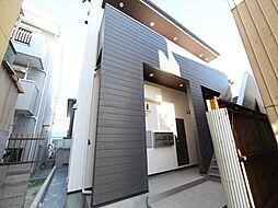 愛知県名古屋市瑞穂区内浜町の賃貸アパートの外観