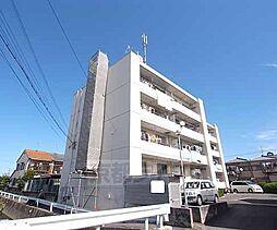 京都府城陽市久世の賃貸マンションの外観