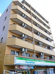 宮城県仙台市青葉区小松島2丁目の賃貸マンションの外観