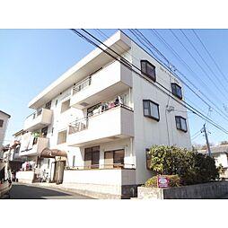 静岡県浜松市中区佐鳴台6丁目の賃貸マンションの外観