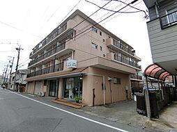 粟沢マンション[309号室]の外観