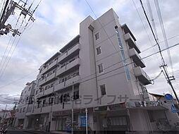 シボラ六条高倉[3-A号室]の外観