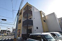 ディアコート日比野[1階]の外観