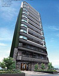 プレサンス大阪ゲートシティ[7階]の外観