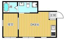 新築 十色ハウス[104号室号室]の間取り