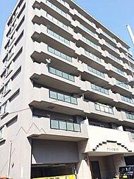 北海道札幌市西区発寒六条10丁目の賃貸マンションの外観