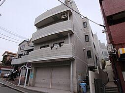 兵庫県神戸市垂水区高丸1丁目の賃貸マンションの外観