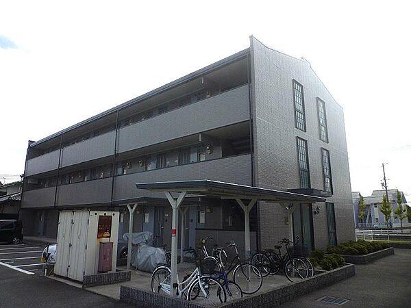 レオパレスB.F.フォーティ・エイト 3階の賃貸【兵庫県 / 姫路市】