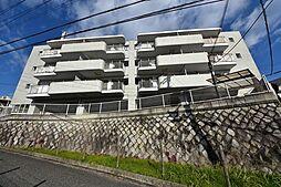 大阪府吹田市千里山東3丁目の賃貸アパートの外観