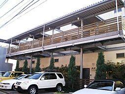 ライムハウス[1階]の外観