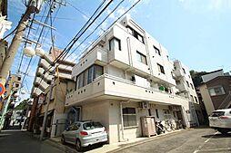 久保田ビル[201号室]の外観