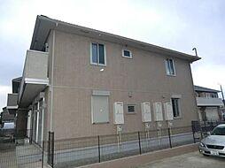ベルデュール3番館[105号室]の外観