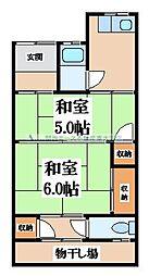 [一戸建] 大阪府大東市三箇5丁目 の賃貸【大阪府/大東市】の間取り
