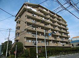 平野西レジデンス[701号室]の外観
