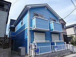 A-レガート松戸八ヶ崎[201号室]の外観