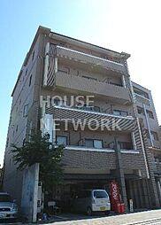 京都府京都市東山区今小路町の賃貸マンションの外観