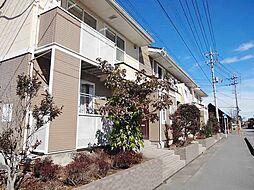 千葉県茂原市高師台2丁目の賃貸アパートの外観