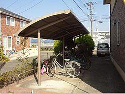 宮崎県宮崎市城ケ崎1丁目の賃貸アパートの外観