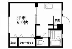 M'sハウス[1階]の間取り