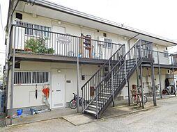 タキザワコーポ A棟[102号室号室]の外観