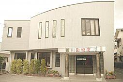 埼玉県越谷市東越谷4丁目の賃貸マンションの外観