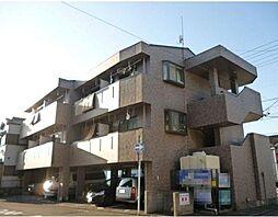 愛知県清須市阿原鴨池の賃貸マンションの外観