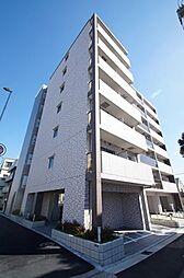 神奈川県川崎市川崎区中瀬3丁目の賃貸マンションの外観