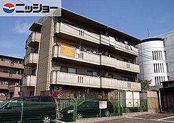 美サイレントマンションII[4階]の外観