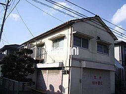 守屋アパート[2階]の外観