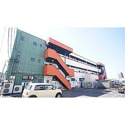 中島ビル[3階]の外観