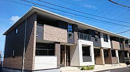 鹿児島県鹿児島市坂元町の賃貸アパートの外観