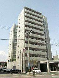 北海道札幌市豊平区月寒中央通6丁目の賃貸マンションの外観