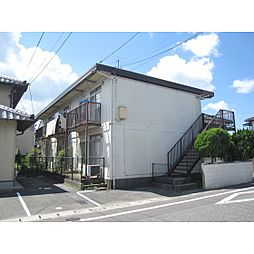 ふじきハイツ[102号室]の外観