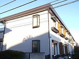 東京都杉並区今川1丁目の賃貸アパートの外観