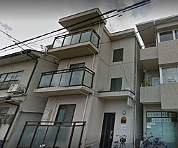 京都府京都市北区紫竹西南町の賃貸マンションの外観