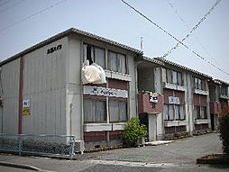 木橋ハイツ[102号室]の外観