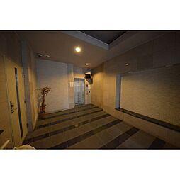福岡県福岡市中央区六本松3の賃貸マンションの外観
