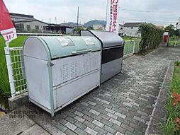 広島県福山市山手町1の賃貸アパートの外観