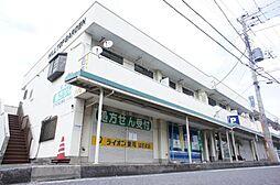 千葉県船橋市飯山満町1丁目の賃貸アパートの外観