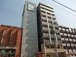 フェリーズ茨木[8階]の外観