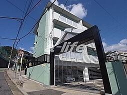 兵庫県神戸市灘区箕岡通1丁目の賃貸マンションの外観