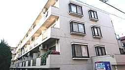 東京都大田区羽田3丁目の賃貸マンションの外観