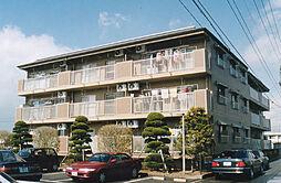 コーポ中村[101号室号室]の外観