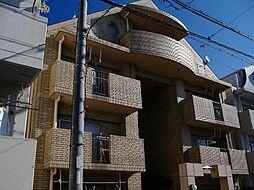 ベルトピア南上町[3階]の外観